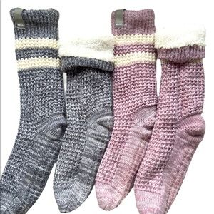 Bench Women's  Soft Comfy Socks size 7-9